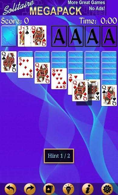Solitaire Free Pack screenshots