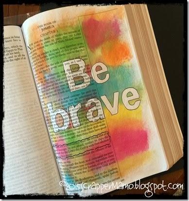 BAJC Week 1 Josh 1-9 Be Brave