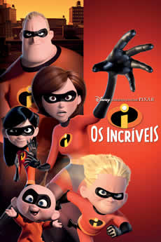 Baixar Filme Os Incríveis (2004) Dublado Torrent Grátis