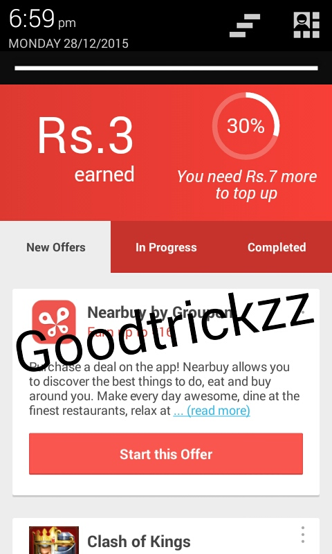 Features Of This Mcent Unlimited Recharge Trick. mcent free recharge  download