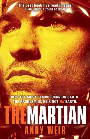 The Martian – cover