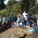 Las Colonias de Castores de los Grupos Zebensuí, Atamán y Anambro