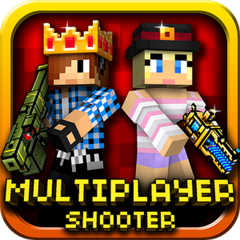 Pixel Gun 3D v9.4.2 (Mod Money/Exp)