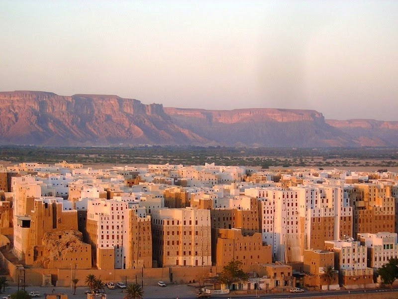 The Mud Brick Villages of Wadi Hadramaut and Wadi Dawan ...
