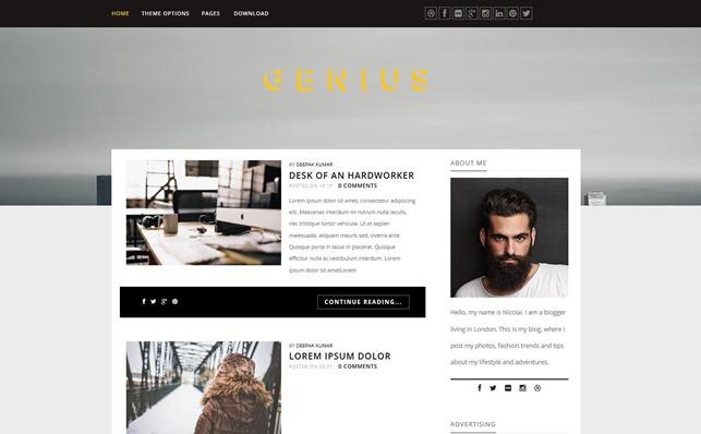 genius-template