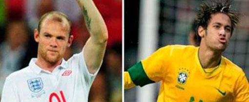 Inglaterra vs. Brasil en Vivo - Amistoso 2013 - ESPN