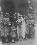 The wedding of Catherine Serne & Victor Clark (1930)