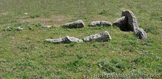 Dolmen de Líbar