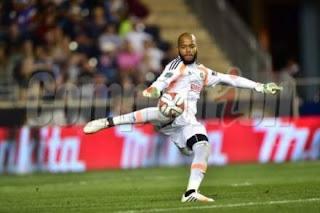 EN : Mbolhi prend 4 buts contre Fenerbahce