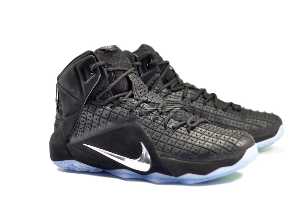 timeless design 0c640 8a298 ... The Showcase Nike LeBron 12 EXT 8220Rubber City8221 ...