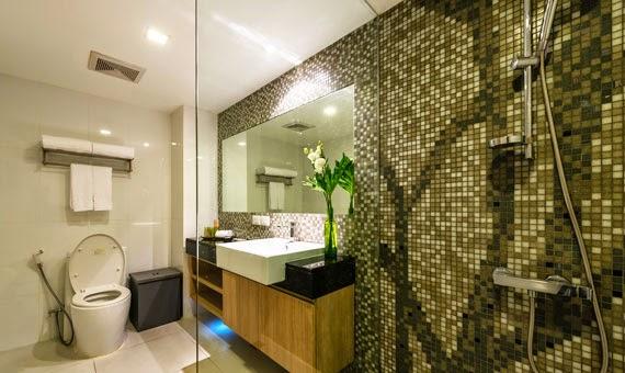 美蒂雅飯店素坤逸 18 巷 Maitria Hotel Sukhumvit 18- bathroom
