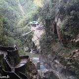 Pailón del Diablo - Rota das Cachoeiras -  Baños, Equador