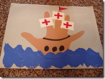 Columbus Day Craft4