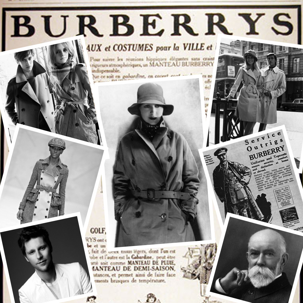 The Burberry Brand