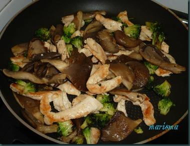 salteado de pollo Tandoori Masala con verduras4 copia