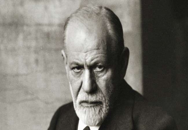 Image of Sigmund Freud