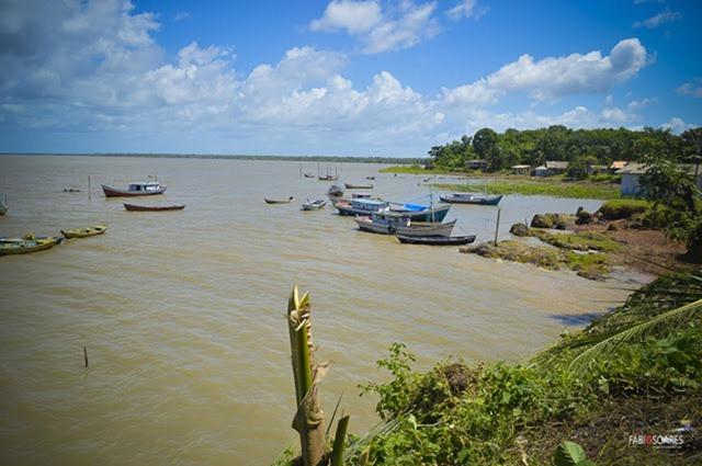 Praia do Itacupim - Viseu, Parà, fonte: Fabio Soares/viseuturismo.com