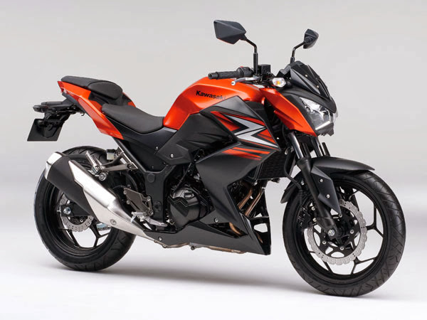 Kawasaki Z250 2014, Spesifikasi dan Harga