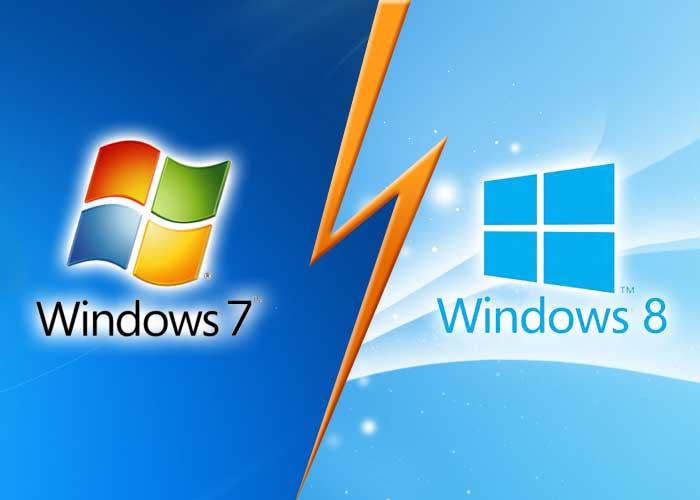 Windows 8.1 ve Windows 7 Tüm Sürümler Tek DVD