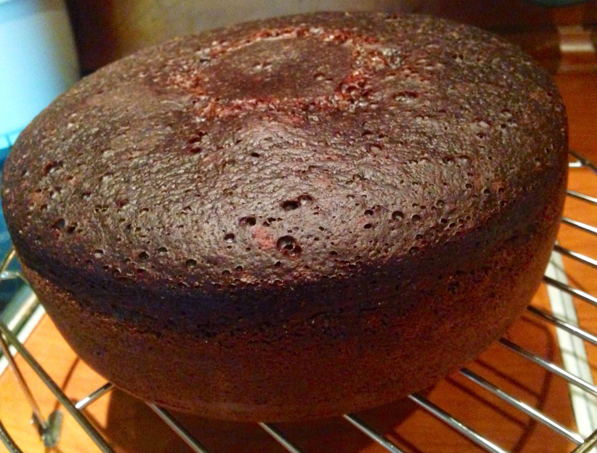 Шоколадный торт своими руками бисквитный