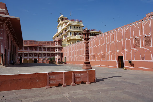 Jaipur's City Palace.