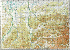 Map 100k--p58-093_094--(1981)