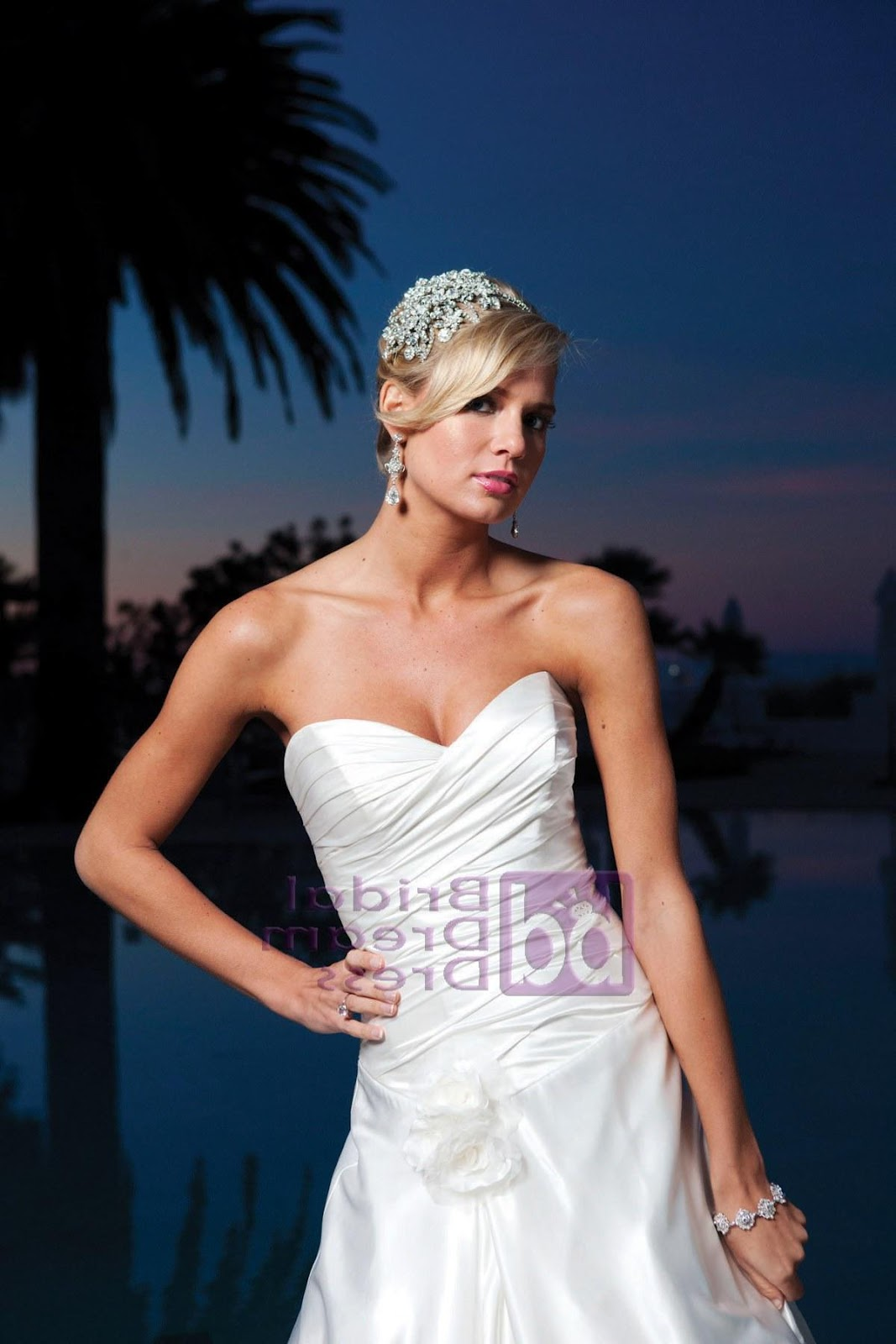Kathy Ireland by 2be Bridal Wedding Dress 231163