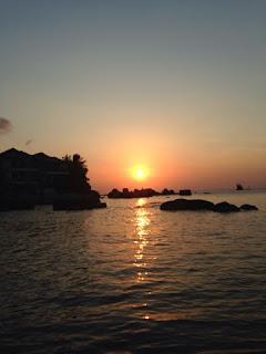 Koh Tao sunset