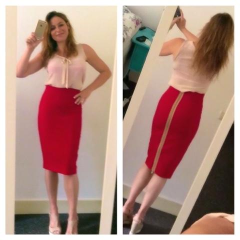 zakenkleding vrouw