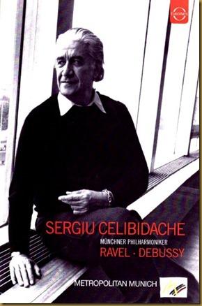 Ravel Rapsodia Celibidache Munich