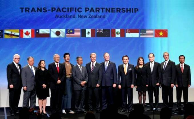 Les USA créent leur propre zone de libre échange