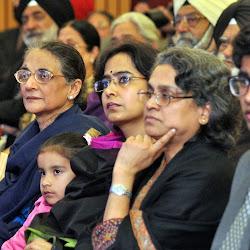 From Left: Jansher Singh, Dr Upinder Singh, Jaspreet, Mrs Paramjit Kaur and Mrs Chattha