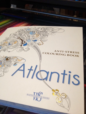 I Bought Atlantis In Fully Booked For PhP 51900