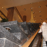 Inside Water Tower Place in downtown Chicago 01142012a