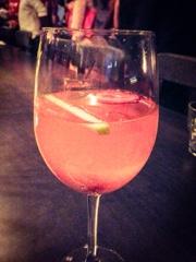 The Addisons Toronto: strawberry sangria
