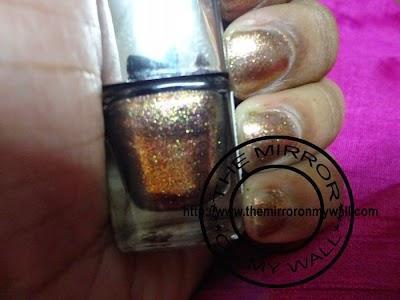 CoverGirl OutLast Stat Brilliant GlossTinis in Seared Bronze 6304.JPG