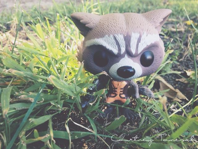 Funko Pop! Rocket Raccoons