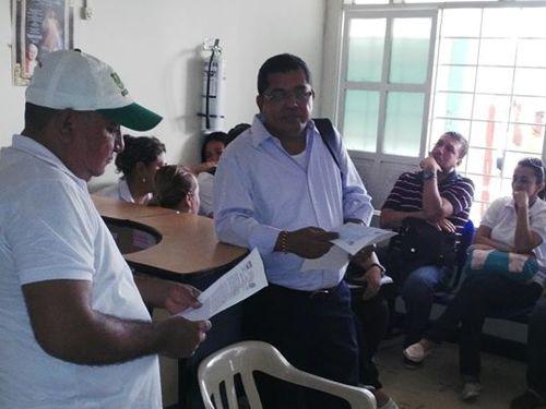 Efectuan Orden de arresto y multa a Gerente de la ESE Local Francisco Vega Arrauth