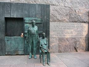 CM FDR Memorial farmers