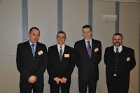 Grupa VetBiznes i T. Habran (drugi od lewej)