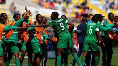 Golden Eaglets Striker,Osimhen Equals World Cup Record