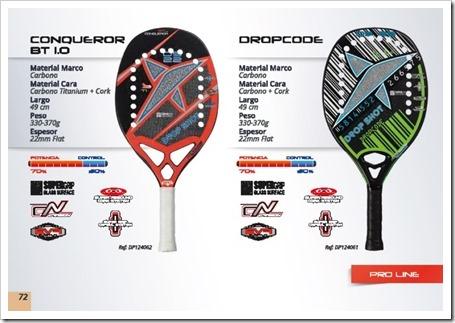Drop Shot Tenis Playa Beach Tennis 2015 conqueror bt 1.0 y dropcode