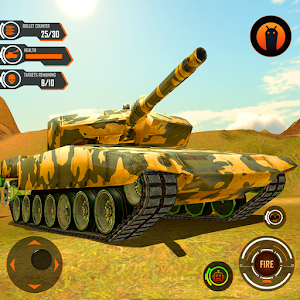 Army Tank Battle War Machines: Free Shooting Games For PC / Windows 7/8/10 / Mac – Free Download