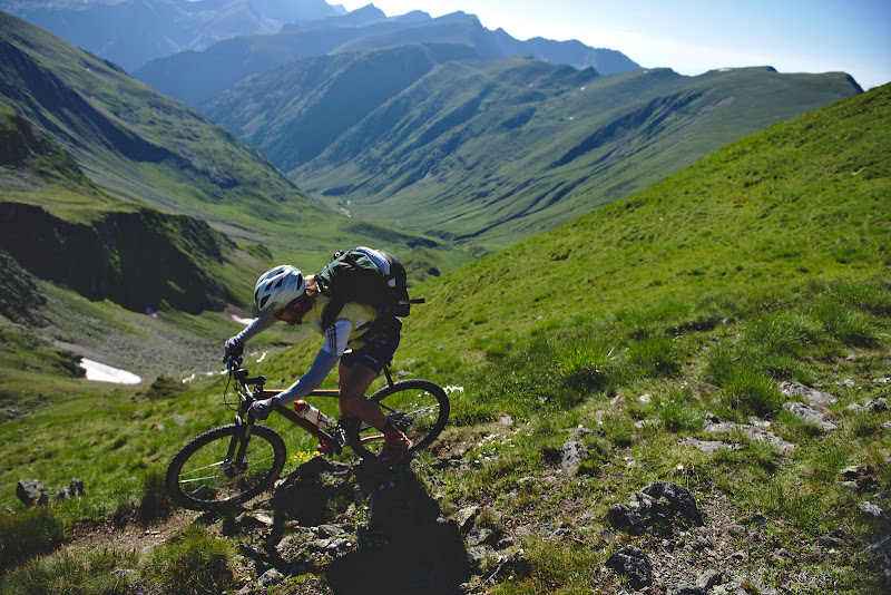 Single trail de Fagaras.