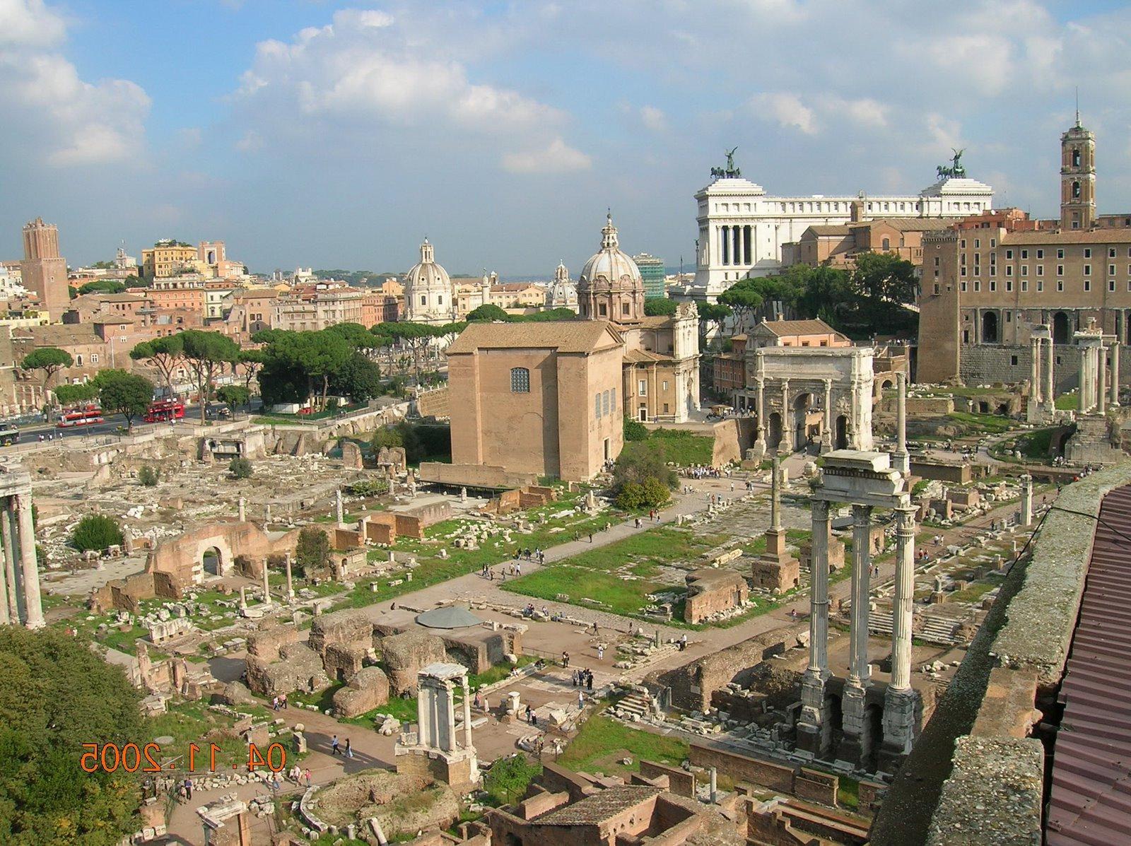 Roman Ruins, 4.11.05