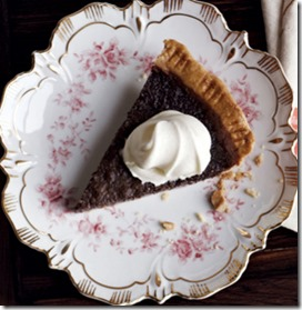 Minnies Chocolate Pie -