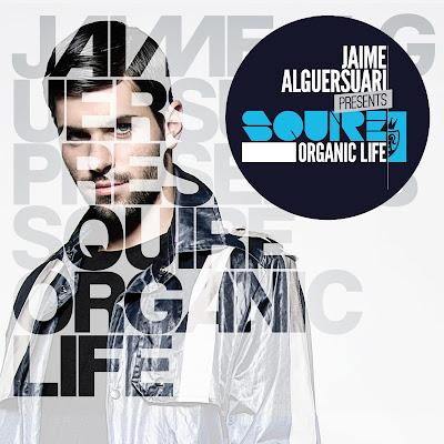 обложка альбома Хайме Альгерсуари Organic Life