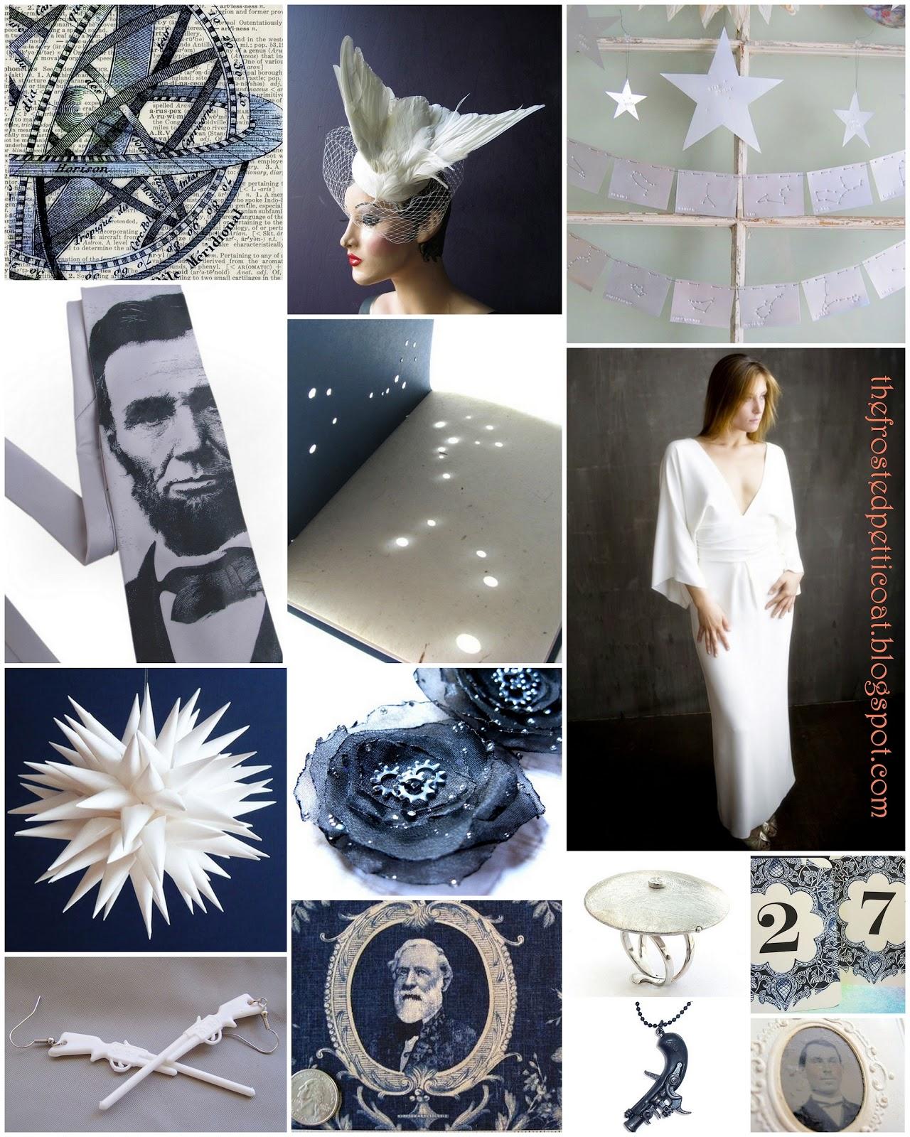 Star & Constellation Wedding