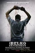 The Belko Experiment (HDCAM)