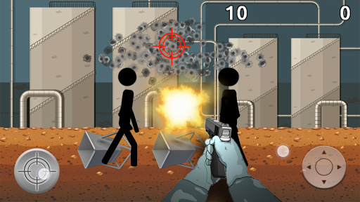 Stickman: Shooting For PC